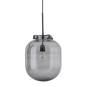Ball Ceiling Light - Grey