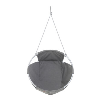 Outdoor Cacoon Hang Chair - Grey