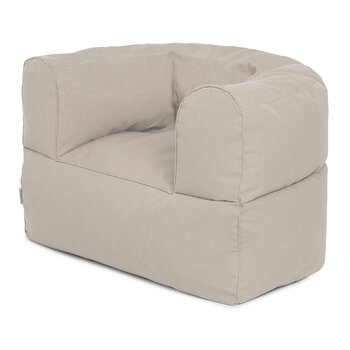 Outdoor Armstrong Chair - Beige