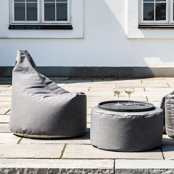 Outdoor Lounge Satellite Chair - Grey