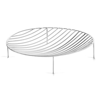 Bread Basket Nana - White