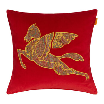 Exeter Somerset Embroidered Pillow - 45x45cm - 1