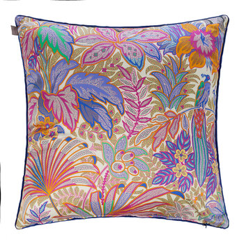 Goa Sattari Cushion With Profile - Multi