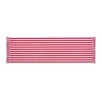Stripes & Stripes Rug - 60x200cm - Raspberry Ripple