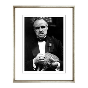 The Godfather Framed Print - 48x58cm