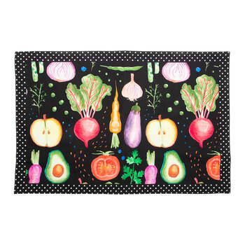 Radish and Root Placemat