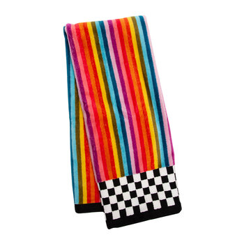Calypso Stripe Towel