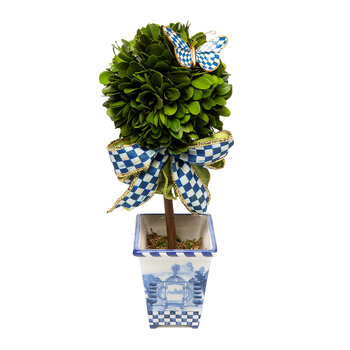 Royal Boxwood Topiary