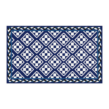 Courtyard Rug - Royal