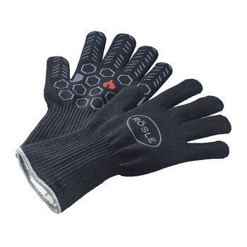 Premium Grill Gloves - Grey/Black