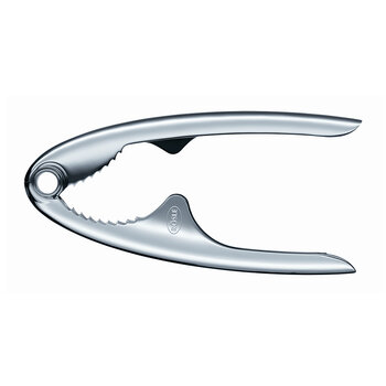 Rounded Nut Cracker - Stainless Steel