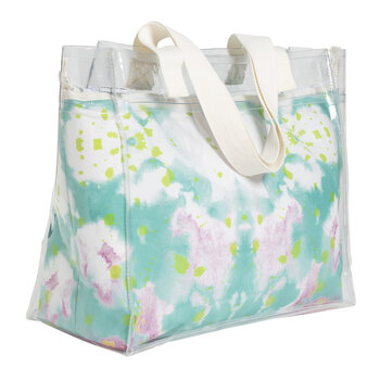 Cooler Carry Me Tote Bag - Tie Dye