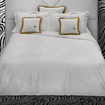 Python Bed Set - White