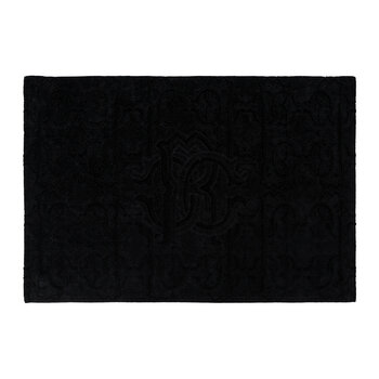 Araldico Bath Mat - Black
