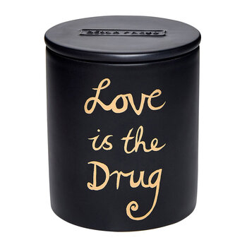 Bougie « Love Is The Drug » en Édition Limitée