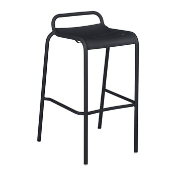 Luxembourg Garden Bar Stool - Anthracite