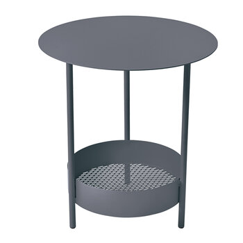 Salsa Side Table - Anthracite