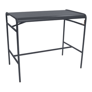 Luxembourg Garden Bar Table - Anthracite