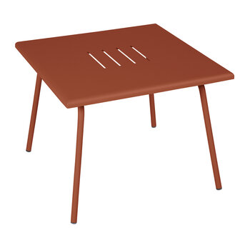 Monceau Lounge Garden Coffee Table - Red Ochre
