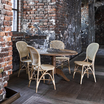 Rossini Rattan Dining Chair - Natural