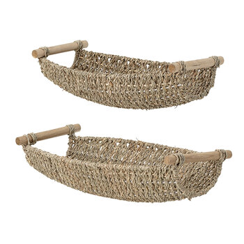 Seagrass Trays - Set of 2