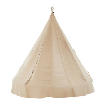 Classic Poncho Waterproof Canvas Cover - Beige