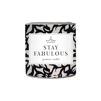 Home Collection Candle - Stay Fabulous