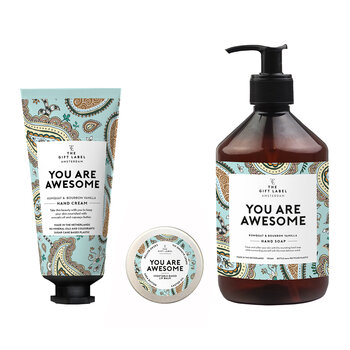 Skincare Collection Candle - You are Awesome