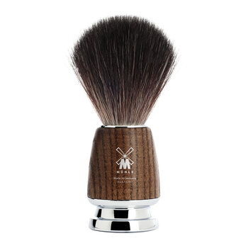 Rytmo Vegan Shaving Brush - Steamed Ash