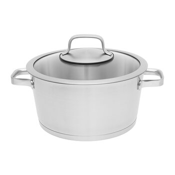 Manhattan Covered Stockpot - 28cm