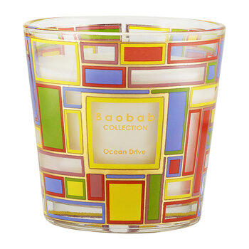 My First Baobab Scented Candle - Ocean Drive