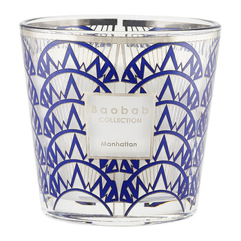 My First Baobab Scented Candle - Manhattan