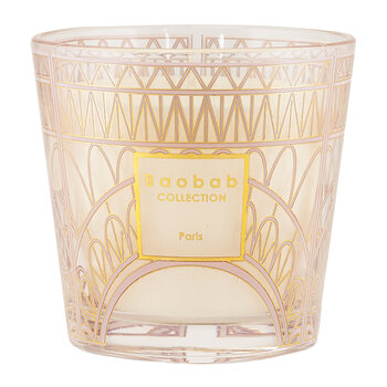 My First Baobab Scented Candle - Paris