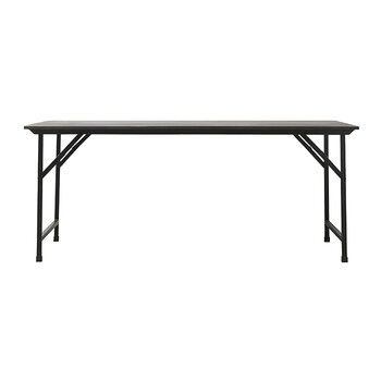 Party Dining Table - Black