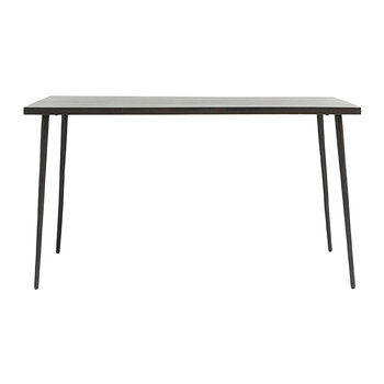 Club Dining Table - Black - Small