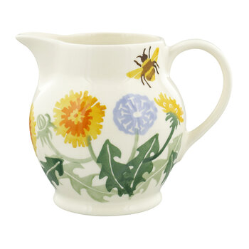 Dandelion Pitcher - Small
