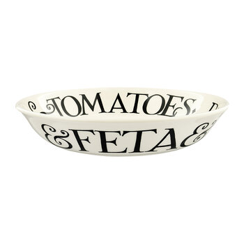 Black Toast Tomato Salad Pasta Bowl - Small