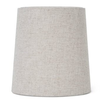 Hebe Lamp Shade - Natural - Medium