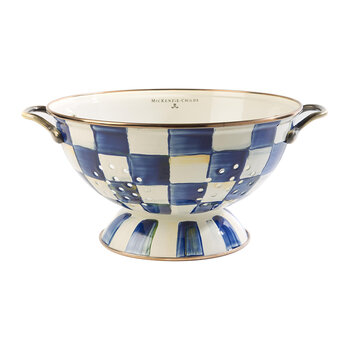 Royal Check Colander - Core - Large