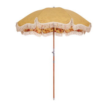 Premium Beach Umbrella - Paisley Bay