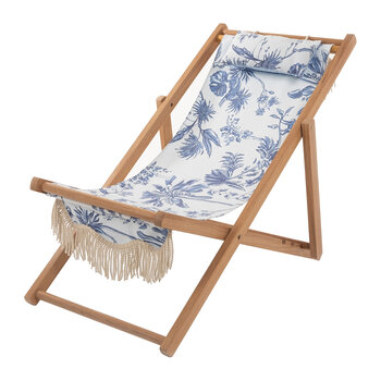 Premium Sling Chair - Chinoiserie