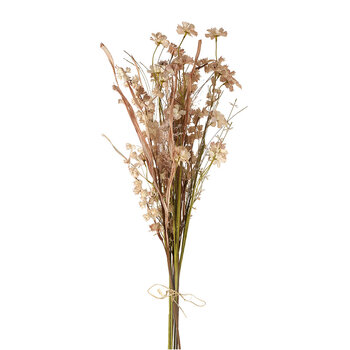 Mixed Meadow Grass Bundle - Peach
