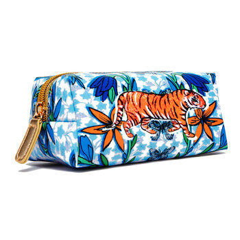 The Mexican Tiger Cosmetic Bag - Mini