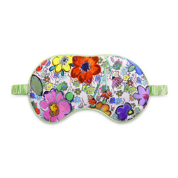 Paint By Flora Eye Mask - Multi