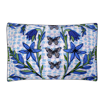 Butterfly Folk Silk Pillowcase