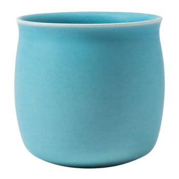 Alev Medium Cup - Set of 2 - Azure Blue