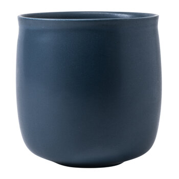 Alev Vase - Medium - Twilight Blue