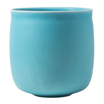Alev Vase - Medium - Azure Blue