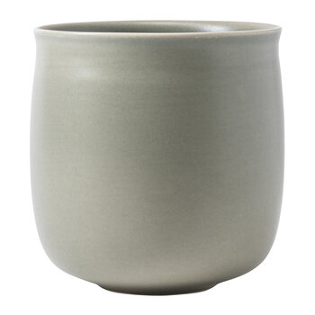 Alev Vase - Medium - Olive Green