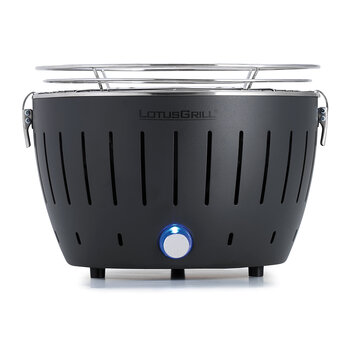 Portable Charcoal Grill - Mini - Anthracite